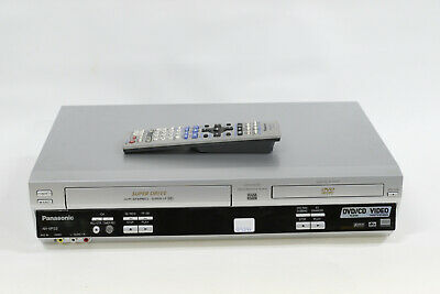 Panasonic NV-VP33 Combo HiFi Stereo Super LP VHS DVD Superdrive with remote