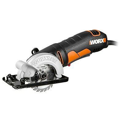 WORX WX423 85mm 400W Compact Circular Saw Worxsaw brand new in sealed box