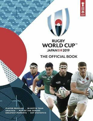 Rugby World Cup Japan 2019 - Official Tournament Guide - RWC - Rugby Union book