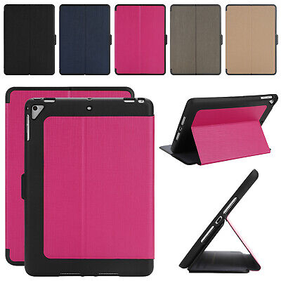 Magnetic Smart Case Tough Stand Cover For iPad 2/3/4 6th Gen 9.7 2018 Mini Air 2