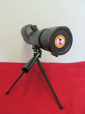 Optus 20-60-60 Zoom Spotting Compact Telescope/Monocular With Carry Bag & Tripod