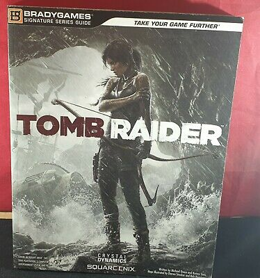 Tomb Raider Official Strategy Guide VGC