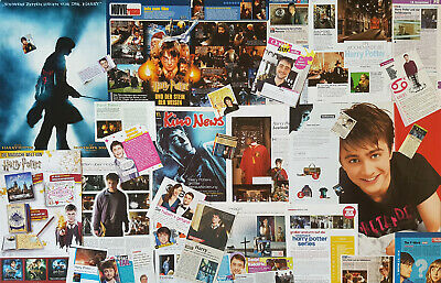 HARRY POTTER / Daniel Radcliffe CLIPPINGS