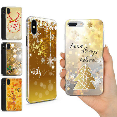 PERSONALISED NAME CHRISTMAS XMAS Gift 2019 HARD PHONE CASE FOR IPHONE 11 Pro Max