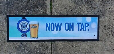 COOPERS Session Ale Beer Bar Mat.