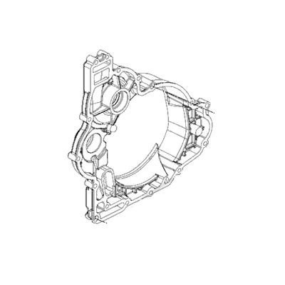 KTM Clutch Cover With Bearing RC8 1190R 11-13 (6123000114441)