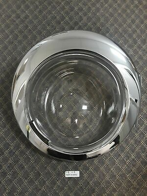 Whirlpool Washer OEM Outer Door (Silver) W10424940 !!!!! NO GLASS !!!!