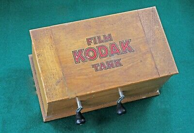 Kodak Film Developing Tank, c.1910