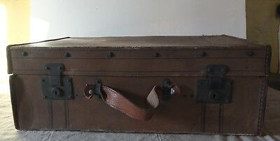 Antik Koffer Reisekoffer antique suitcase