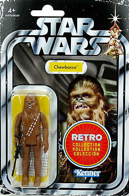 """Chewbacca """"A New Hope"""" Star Wars Kenner The Retro Collection 2019 Von Hasbro"""
