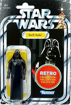 """Darth Vader """"A New Hope"""" Star Wars Kenner The Retro Collection 2019 Hasbro"""
