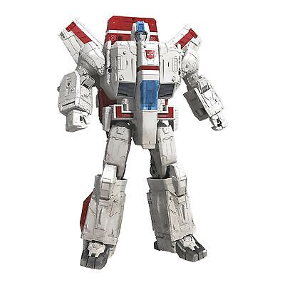 Transformers Toys Generations War for Cybertron Commander Wfc-S28 Jetfire Act...