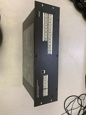 Extron Crosspoint 450 Plus Series