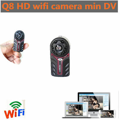 Wireless WiFi IP Network Camera Nanny Camcorder Security Cam IR Night Vision B8