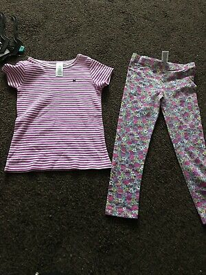 Girls Pyjamas Aged 4 Years New