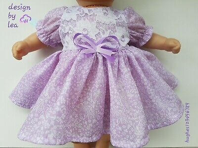 """My First Baby Annabell Clothes Tiny Tears  13"""" 14"""" 15"""" Dolls  Reborn  Doll"""