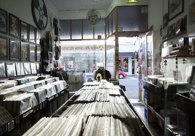 RECORD STORE Business For Sale WELL ESTABLISHED Great Location PERTH WA