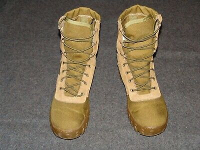 Army experimental jungle boots Rocky S2V 9M