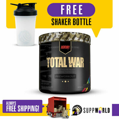 Total War Pre Workout - Redcon1 | Extreme Energy | Pump | Focus