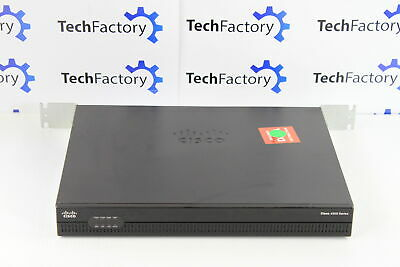 Cisco 4000 Series Integrated Services Router ISR4321/K9 V04
