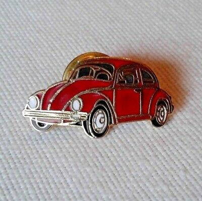 Pin's VW Coccinelle rouge