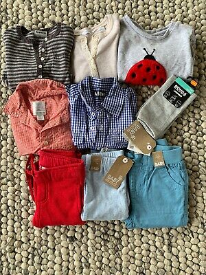 Boys Size 0 Bulk: Country Road; ABCD Industries; NWT Cotton On, Bonds & More