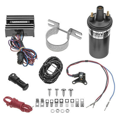 Electronic Ignition kit Lumenition Performance incl. uprated Coil & power Module