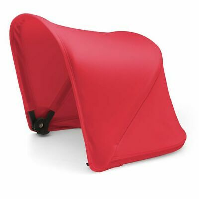 Bugaboo Sun Canopy for Fox/Cameleon 3 Pushchairs – Neon Red