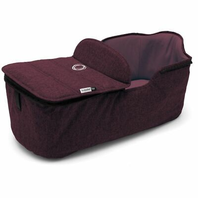 Bugaboo Fox Carrycot Tailored Fabric Set Red Melange