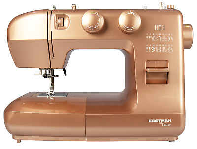 Eastman Tailor ES22 Sewing Machine, Rose Gold