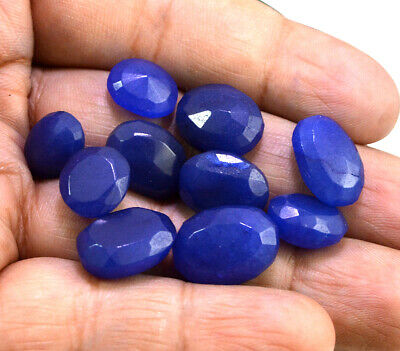 66ct //7pcs Natural Red Ruby Faceted Loose Gemstones Wholesale Lot