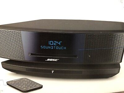 Bose Wave Sound Touch Music System IV, Espresso Black