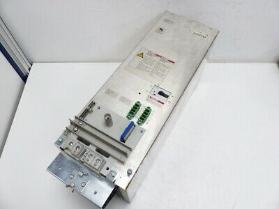 Rexroth INDRAMAT System 200 Diax 04 Power Supply HZF01.1-W025N TESTED