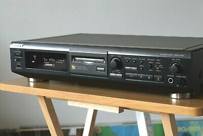 Sony MDS-JE510 Minidisc Deck MD Player / Recorder Hi-Fi Stereo Separate - JAPAN