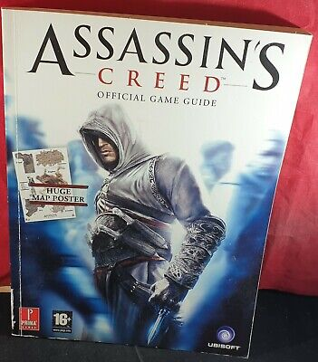 Assassin's Creed Official Strategy Guide