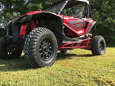 Honda Talon Rock Sliders Tree Kickers