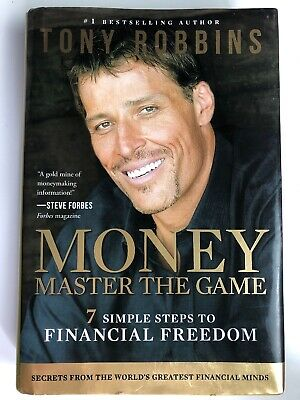 Money: master the game : 7 simple steps to financial freedom by Anthony Robbins