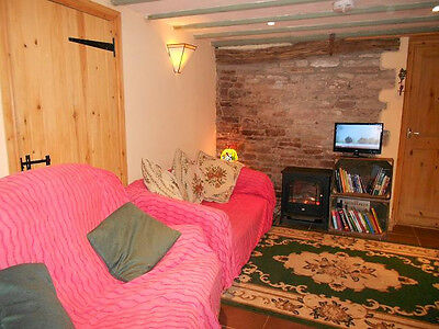 30th September midweek 4 nights dogfriendly cottage Forest of Dean