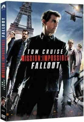 DVD Mission impossible Fallout