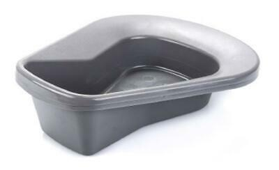 NEW! McKesson Stackable Bedpan, Plastic, 250lb Weight Capacity, CS/50, #56-80245