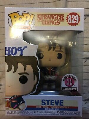 Funko Pop! Television Stranger Things Steve Baskin Robbins 31 Exclusive 829