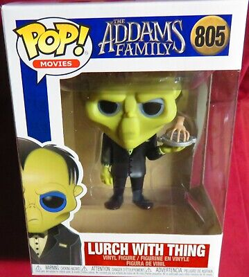 "Brand New Pop Movies, ""The Addams Family"", #805, Lurch With Thing,  In Hand"