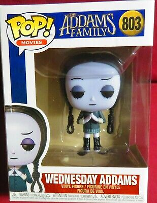 "Brand New Pop Movies, ""The Addams Family"", #803, Wednesday Addams,  In Hand"