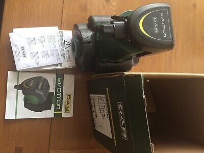 Dab Evotron 80/180 Pump 230v Opened But New