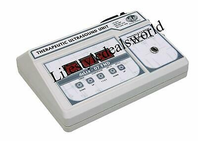Therapy Portable Home Digital 1Mhz Ultrasound Therapy 07 FND @LSDW