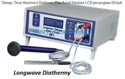LONGWAVE THERAPY PULSE AND CONTIHUES Model MD 101 Pain Relief Machine