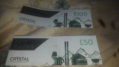 Crystal Ski Holiday Vouchers £150 Worth To Any Booking