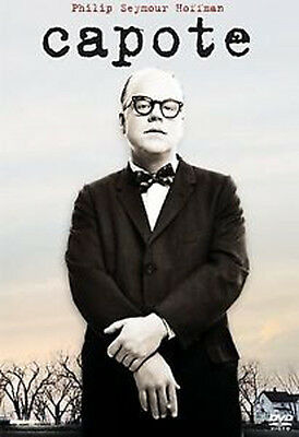 Philip Seymour Hoffman CAPOTE DVD Chris Cooper BRAND NEW FACTORY SEALED