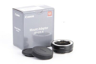 :Canon Mount Adapter EF-EOS R for Canon EF/EF-S Lens to EOS R Camera