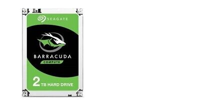 Seagate Barracuda HDD 2TB 64MB 7200rpm SataIII 3.5""